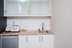 Executive studio kitchenette